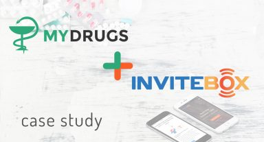mydrugs_invitebox case study