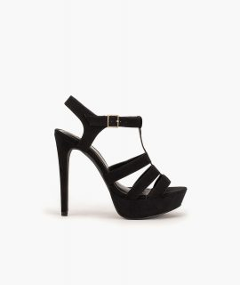Strappy Stiletto Sandal